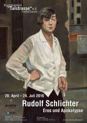 Poster zur selbigen Ausstellung / © von Alvensleben, 2016