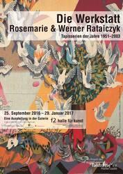 Poster zur selbigen Ausstellung / © R. Rataiczyk, 2016