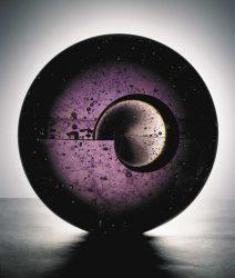 """Jan Exnar """"Ex"""", 2003, geschmolzenes und geschliffenes Glas / © Nachlass J. Exnar, Prag"""