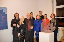 Die Akteure gemeinsam mit Frau Staatsministerin Cornelia Pieper
