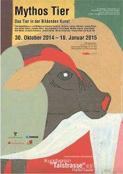 Poster zur selbigen Ausstellung / © Nachlass Otto Müller, 2015