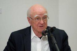 Vernissage der Ausstellung Dr. Heinz Schönemann