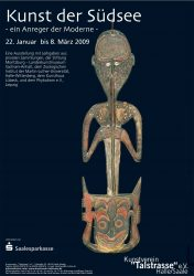 Poster zur selbigen Ausstellung / © Phylodrom e.V., 2009