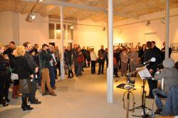 Vernissage der Ausstellung