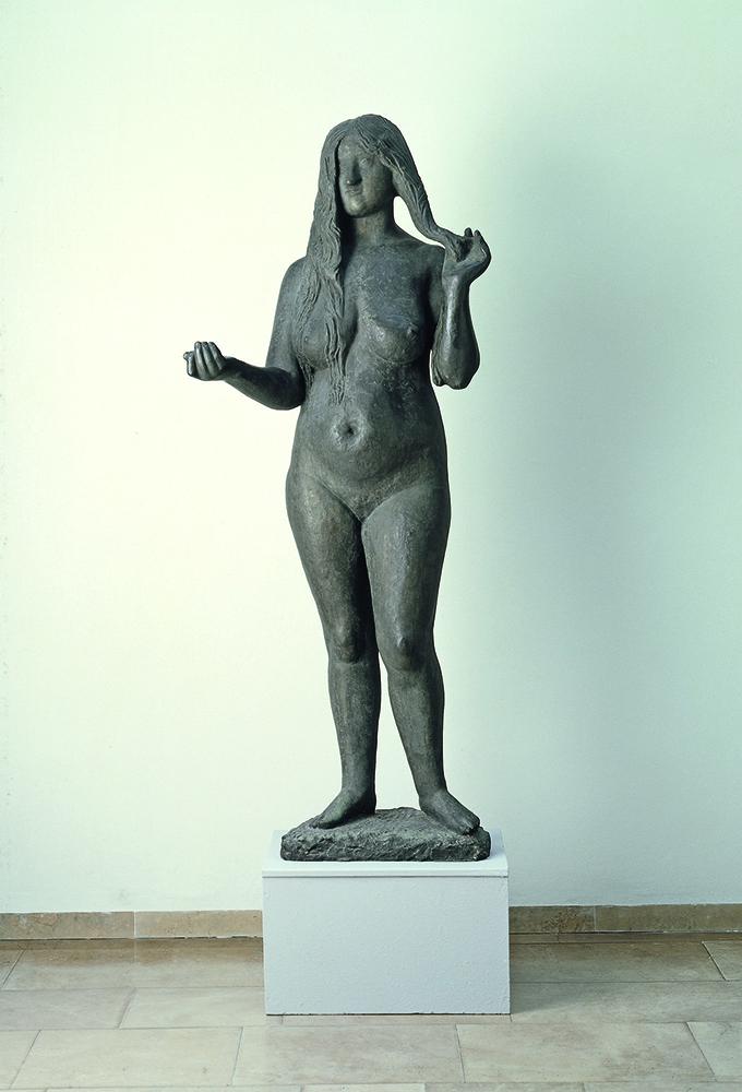 Gerhard Marcks, Thüringer Venus, 1930, Bronze, Gerhard-Marcks-Stiftung, Bremen © Gerhard Marcks VG Bild-Kunst, Bonn 2018